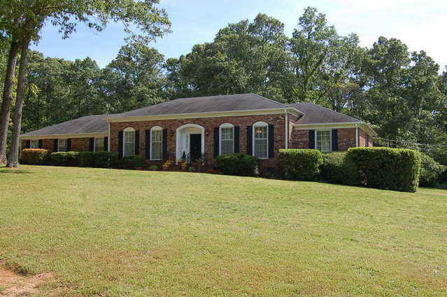 Spacious, Completely Updated All Brick Home On 1 Acre Lot!
