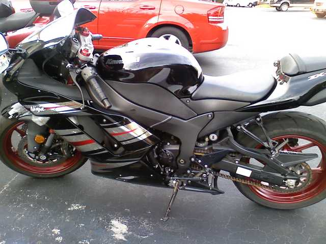 Must Sell 2008 Kawasaki Zx6r Special Edition $7700