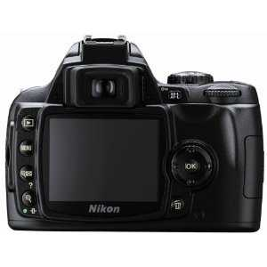 Nikon D40 6.1mp Digital Slr Camera Kit For Sale