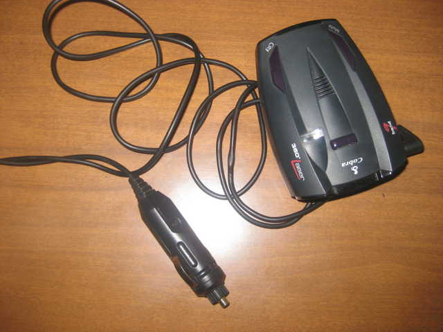 Radar Detector - Cobra 360 Laser / 9 Band