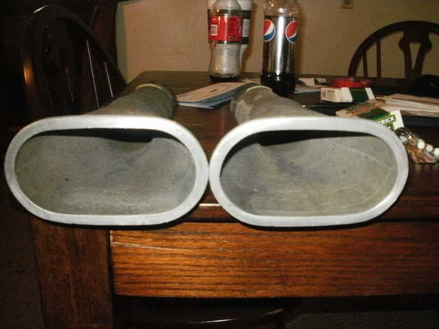 97 - 2003 Polished Exhaust Tips Grand Prix