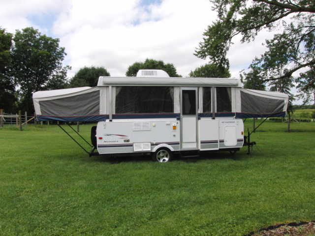 2005 Fleetwood Niagra Pop - Up