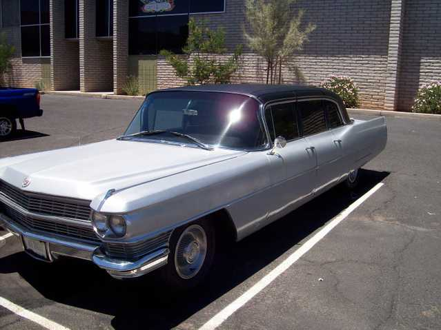 1964 Cadillac Limo~very Rare, Nearly Restored, Only 2 Days Left!