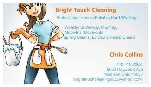 Bright Touch Cleaning Services