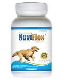 Nuviflex Dog Hip And Joint Formula - Olympus Brands - Lubraflex