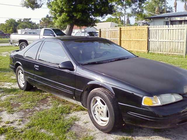 1997 Ford T - Bird Classic