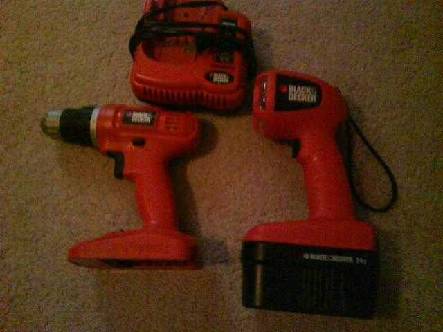 Black&decker Set