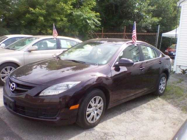 2009 Mazada 6 / Maroon - Managers Special Until 8 / 20