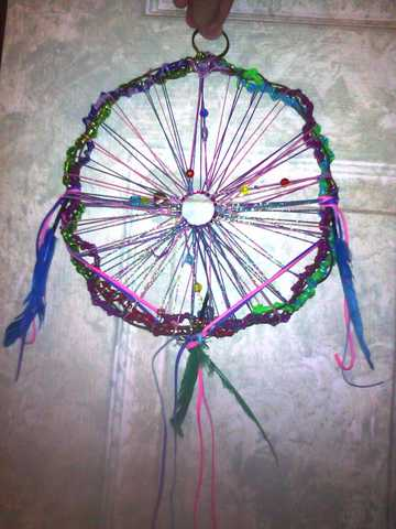 Home Made Dreamcatchers An Keychains Ext.