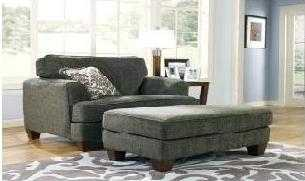 Chairs & Ottoman
