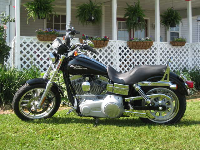 2006 Hd Dyna Super Glide