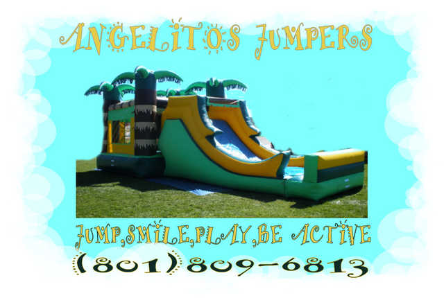 Angelitos Jumpers (Bounce House, Inflatables, Bouncers)
