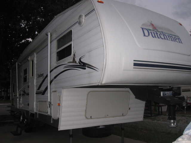 2003 Dutchmen Classic 32 5th Wheel Camper Dutchmen