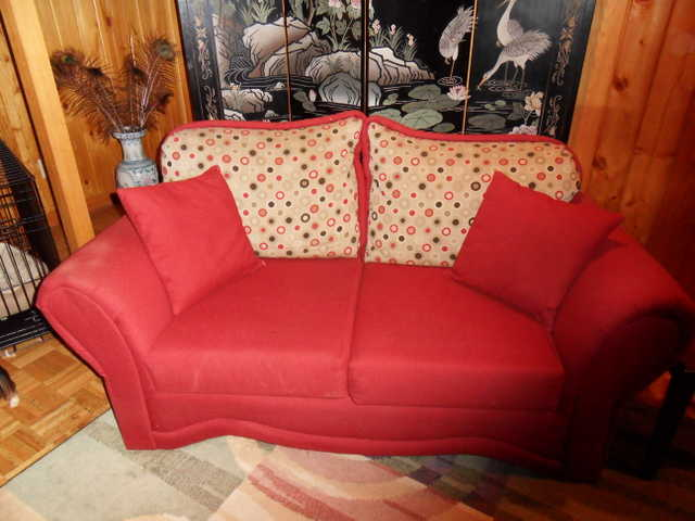 Beautiful Loveseat - Moving Sale!