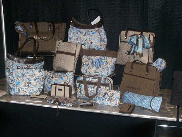 Boutique Style Purses And Travel Bags.