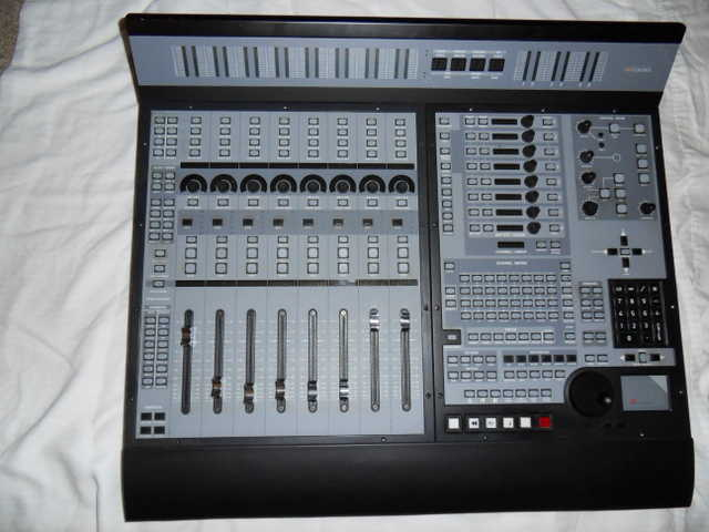 Digidesign Procontrol Pro Tools Interface & Fader Expansion Pack