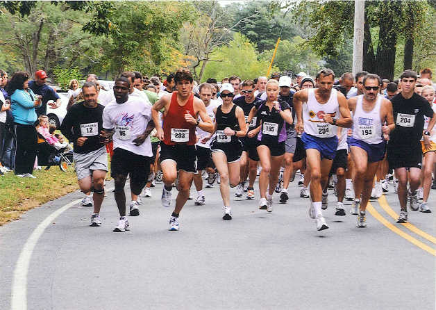 5k Race In Thompson Park To Benefit Operation Homefront