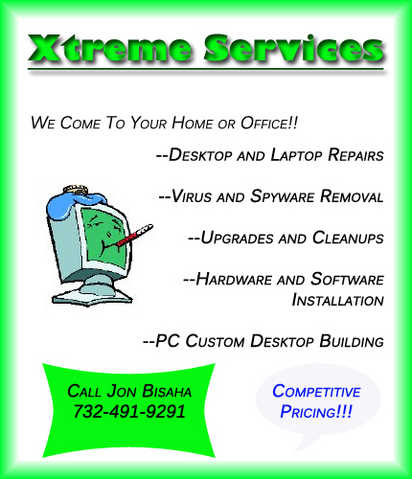 Xtreme Services - =discount Computer Repairs= -