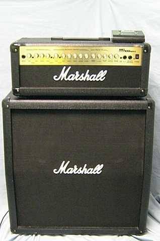 Marshall Half Stack! Epic Deal! Like New! Low Price! - $400