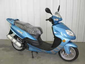 Brand New 150cc Scooters
