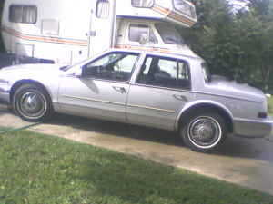 1988 Cadillac Seville Or Trade For Ford Or Chevy Pickup.