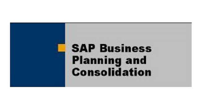 Sap Bpc Online Training Bopc 7.5 Business Objects Planning And C