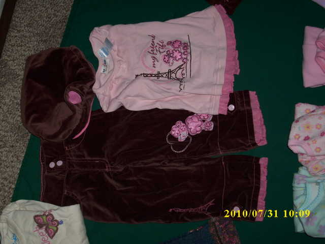 2t Lot Of Girl Clothing!