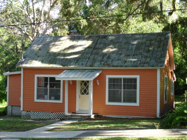 Old Historic Area Of Downtown Brooksville!