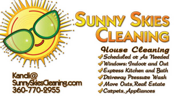 Sunny Skies Cleaning