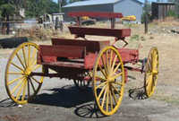 Horse Drawn Equipment And Antiques