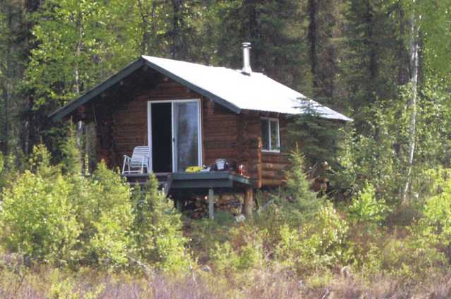 alaska hunting fishing cabin real estate in anchorage