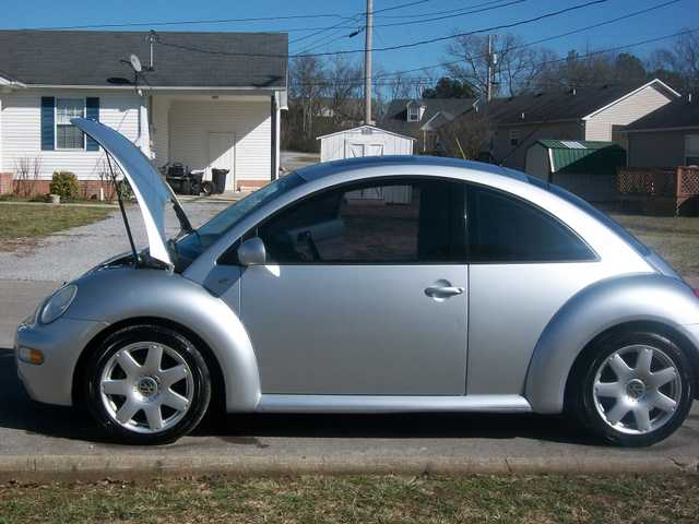 2002 Vw Turbo Beetle