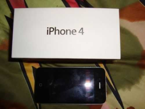 Sell Apple Iphone 4g 32gb For $300usd