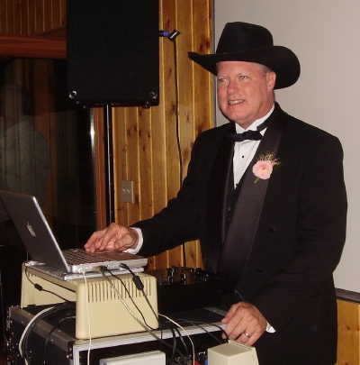 Dj Poppy Brings The Music To Your Party