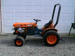 Kobota Tractor For Sale!