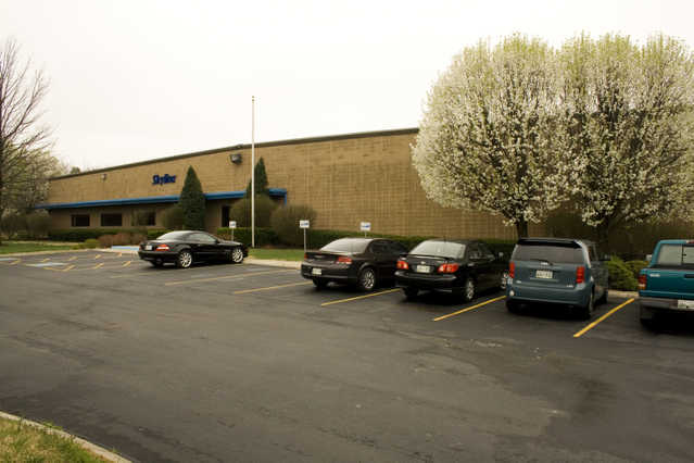 Conveniently Located Office In Industrial Park