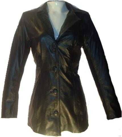 Womens Club Leather Jackets