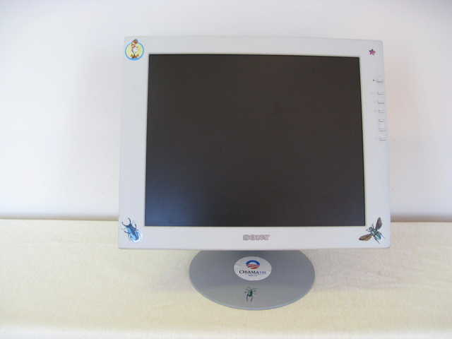 Sony Stylepro Sdm - S71 - 17 Display Monitor
