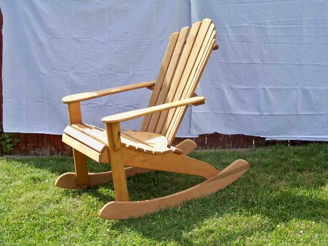Adirondack Chairs & More