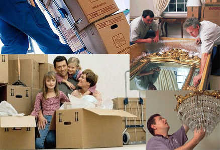 ★ ☆ ★ Professional Movers - Call Now For Free Estimate &