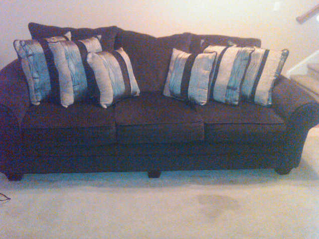 Matching Sofa & Loveseat<perfect Condition!