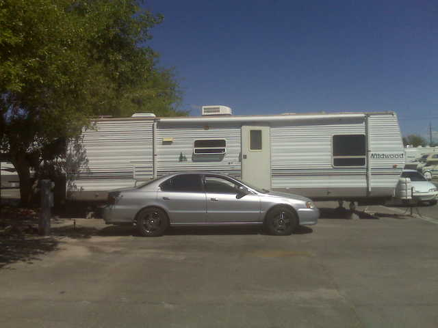 2003 Forest River Travel Trailer - Like New!
