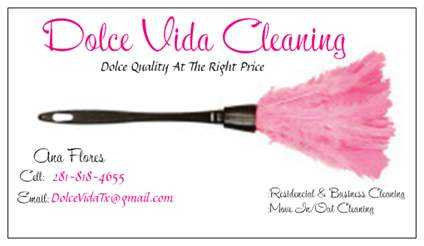 ஐ Dolce Vida Cleaning ™