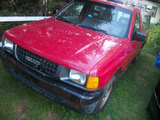 1995 Isuzu Pup Pickup For Sale