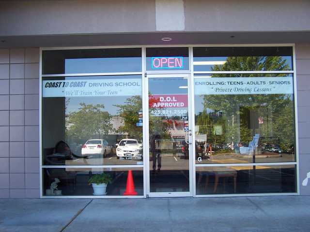 Coast Tocoast Driving School In Totem Hill Plaza Near Fred Meyer,