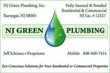 Nj Green Plumbing - Water Heaters Replaced Only $899.00 !