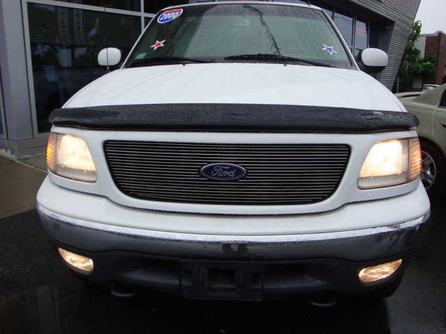 2000 Ford F - 150 4x4 Step Side Xtra Cab