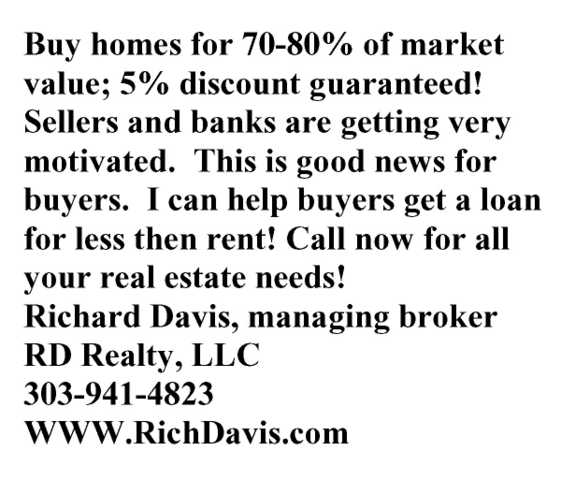 Buy Home For At 5 - 25% Below Market Value