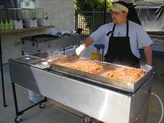 Macho Taco Catering