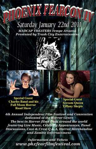 Entertainers For Horror Film Festival
